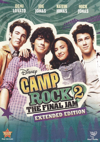 Camp Rock 2 Final Jam [DVD Disc Only] - OnlyTheDisc
