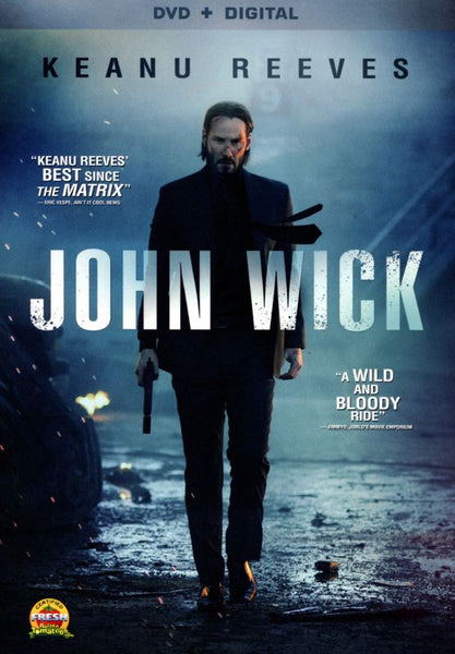 John Wick [DVD Disc Only] - OnlyTheDisc