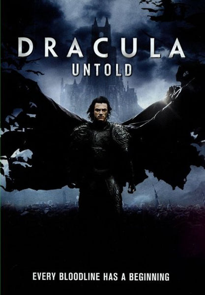 Dracula Untold [DVD Disc Only] - OnlyTheDisc