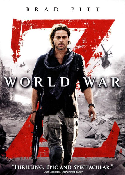 World War Z [DVD Disc Only] - OnlyTheDisc
