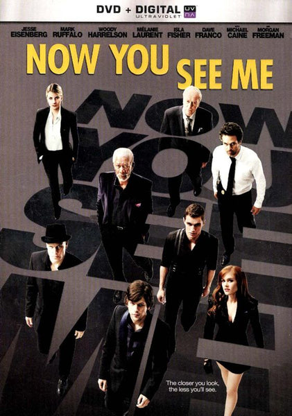 Now You See Me [DVD Disc Only] - OnlyTheDisc