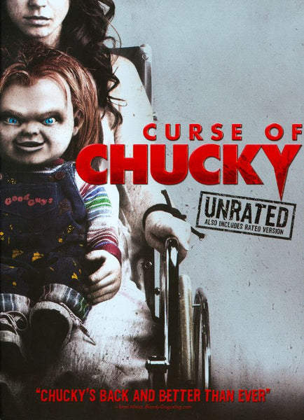 Curse Of Chucky [DVD Disc Only] - OnlyTheDisc