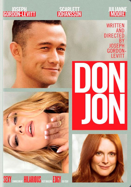 Don Jon [DVD Disc Only] - OnlyTheDisc