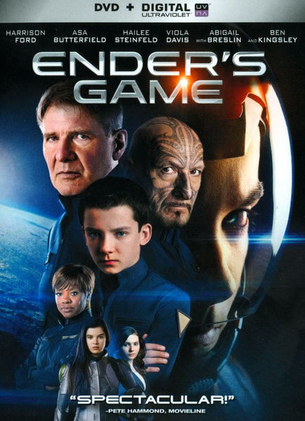 Enders Game [DVD Disc Only] - OnlyTheDisc