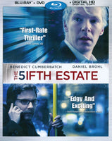 The Fifth Estate [Bluray Disc Only] - OnlyTheDisc