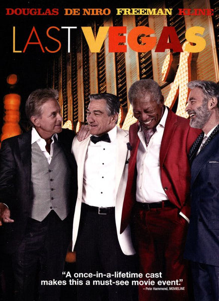 Last Vegas [DVD Disc Only] - OnlyTheDisc