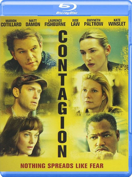 Contagion [Bluray Disc Only] - OnlyTheDisc