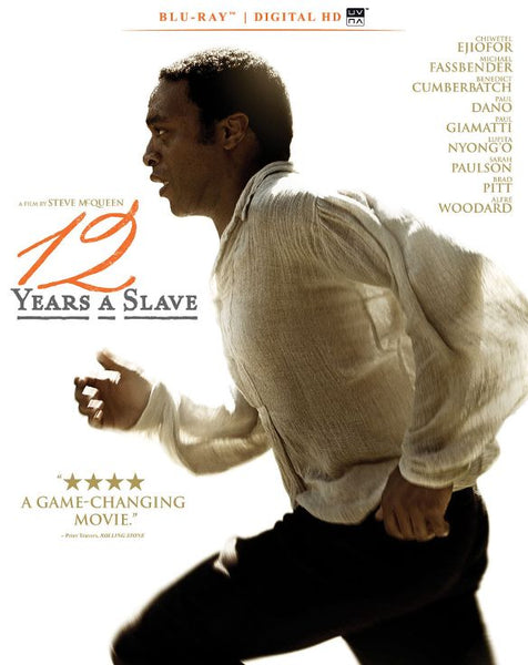 12 Years a Slave [Bluray Disc Only] - OnlyTheDisc