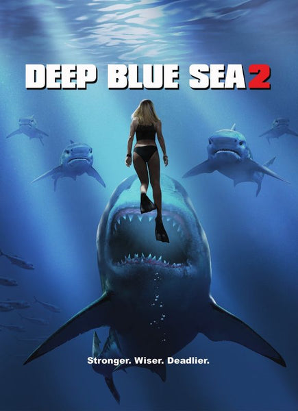 Deep Blue Sea 2 [DVD Disc Only] - OnlyTheDisc