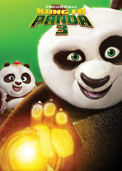 Kung Fu Panda 3 [DVD Disc Only] - OnlyTheDisc