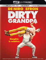 Dirty Grandpa [4K UHD Bluray Disc Only] - OnlyTheDisc