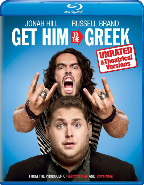 Get Him To The Greek [Bluray Disc Only] - OnlyTheDisc