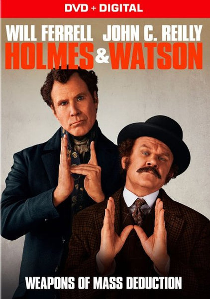 Holmes & Watson [DVD Disc Only] - OnlyTheDisc