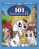 101 Dalmatians 2: Patch's London Adventure [Bluray Disc Only] - OnlyTheDisc