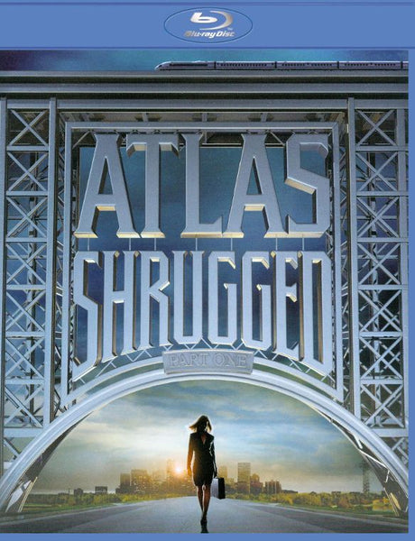 Atlas Shrugged: Part One [Bluray Disc Only] - OnlyTheDisc