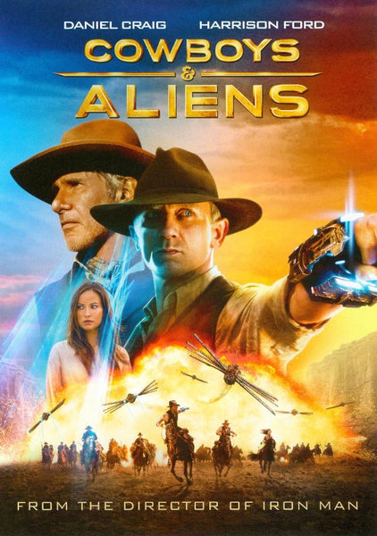 Cowboys & Aliens [DVD Disc Only] - OnlyTheDisc