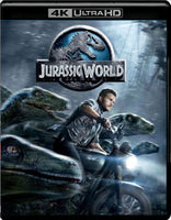 Jurassic World [4K UHD Bluray Disc Only] - OnlyTheDisc