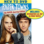 Paper Towns [DVD Disc Only] - OnlyTheDisc