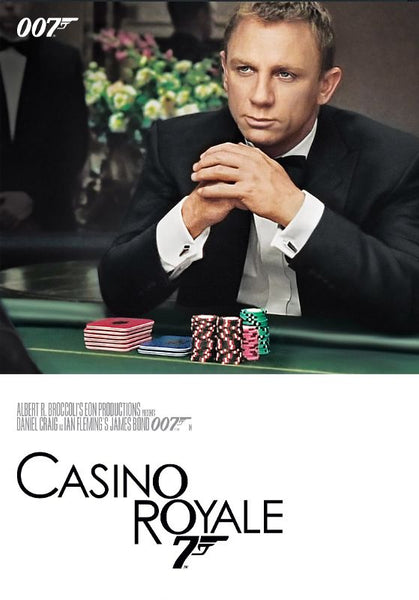 Casino Royale 007 [DVD Disc Only] - OnlyTheDisc