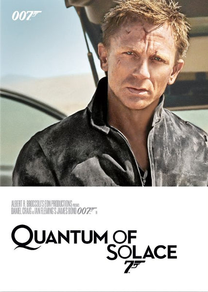 Quantum of Solace 007  [DVD Disc Only] - OnlyTheDisc