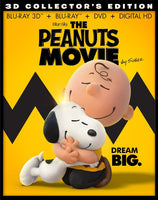 The Peanuts Movie [3D Bluray Only] - OnlyTheDisc