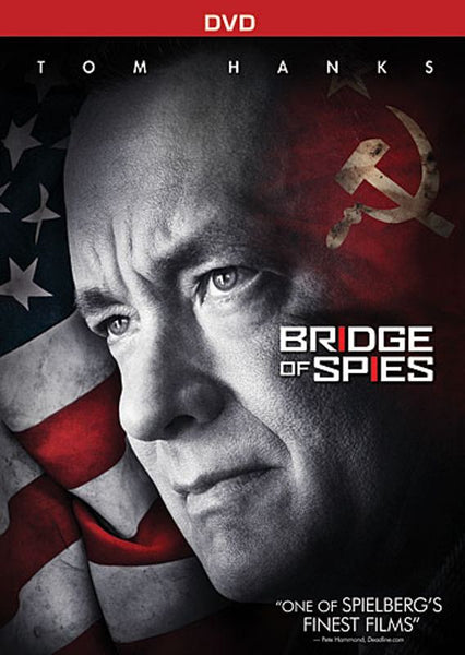 Bridge Of Spies [DVD Disc Only] - OnlyTheDisc