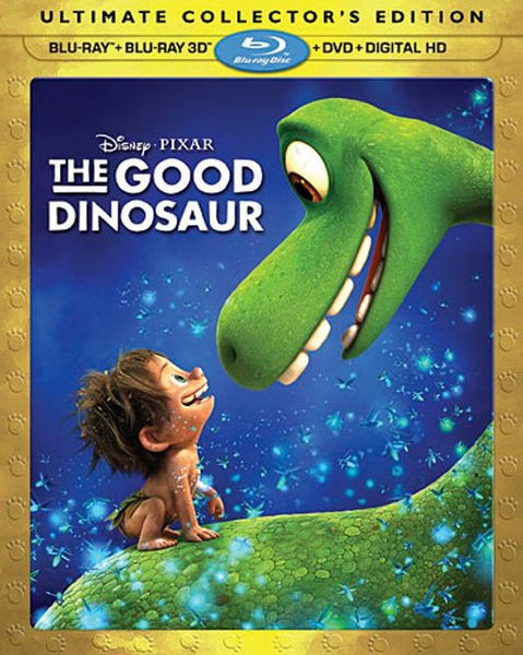 The Good Dinosaur [3D Bluray Only] - OnlyTheDisc