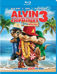 Alvin and the Chipmunks Chipwrecked [Bluray Disc Only] - OnlyTheDisc