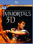 Immortals [3D Bluray Only] - OnlyTheDisc