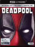 Deadpool [4K UHD Bluray Disc Only] - OnlyTheDisc