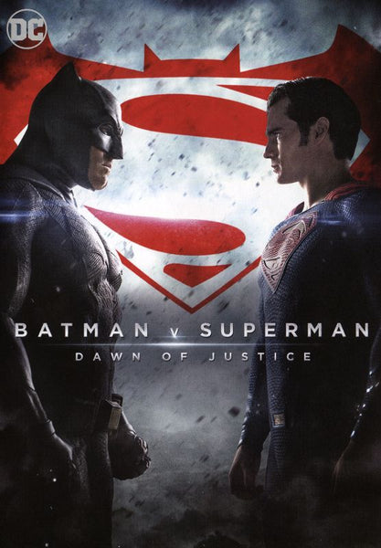 Batman V Superman Dawn Of Justice [DVD Disc Only] - OnlyTheDisc