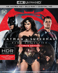 Batman V Superman: Dawn Of Justice [4K UHD Bluray Disc Only] - OnlyTheDisc