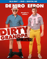 Dirty Grandpa [Bluray Disc Only] - OnlyTheDisc
