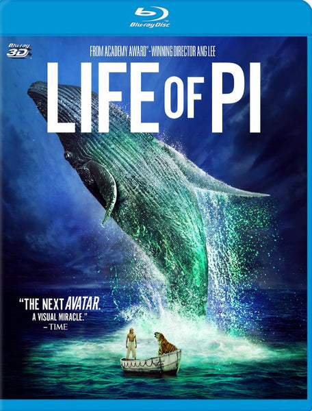 Life Of Pi [3D Bluray Only] - OnlyTheDisc