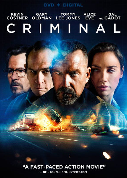 Criminal [DVD Disc Only] - OnlyTheDisc
