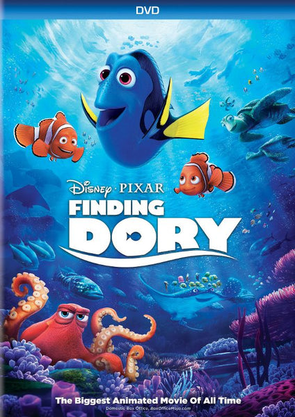 Finding Dory [DVD Disc Only] - OnlyTheDisc