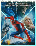 The Amazing Spider-Man 2 [3D Bluray Only] - OnlyTheDisc