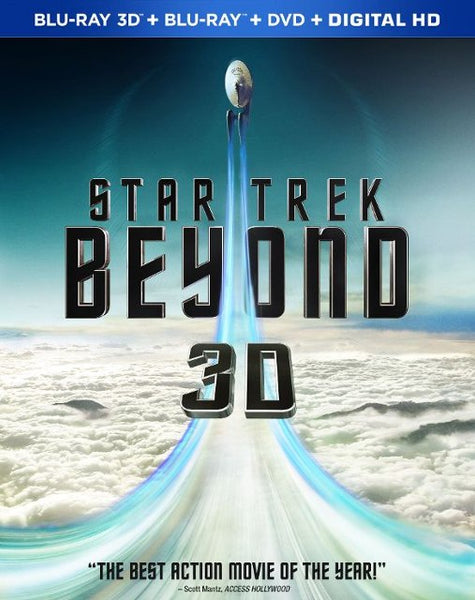 Star Trek Beyond [3D Bluray Only] - OnlyTheDisc