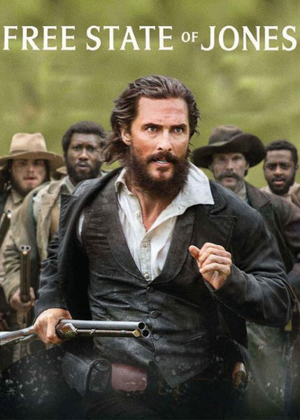 Free State of Jones [DVD Disc Only] - OnlyTheDisc