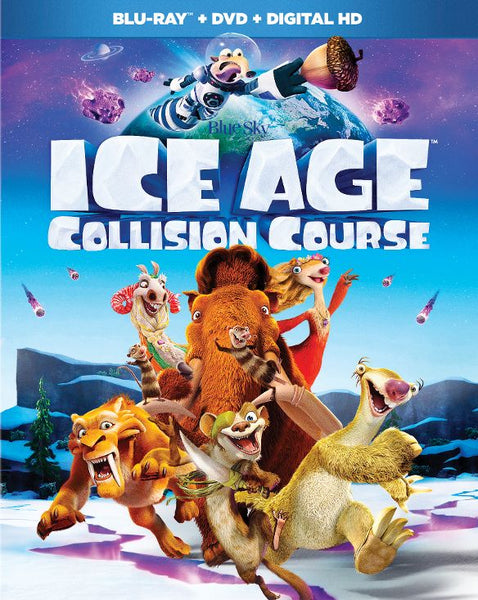 Ice Age: Collision Course [DVD Disc Only] - OnlyTheDisc