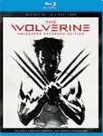 The Wolverine 3D 3-d Bluray Disc Movie Cheap Blue Ray Blu-ray