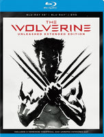 The Wolverine [3D Bluray Only] - OnlyTheDisc
