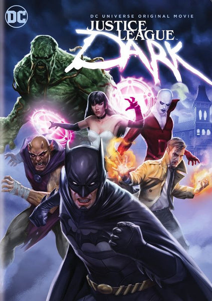 Justice League Dark [DVD Disc Only] - OnlyTheDisc