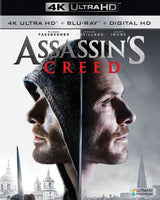 Assassin's Creed [4K UHD Bluray Disc Only] - OnlyTheDisc