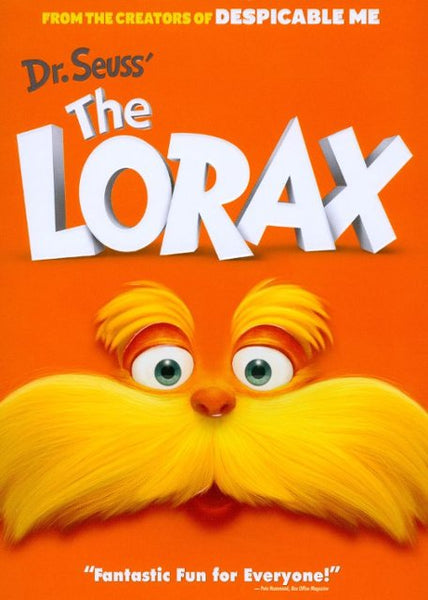 Dr. Seuss' The Lorax [DVD Disc Only] - OnlyTheDisc