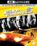 Fast & Furious 6 [4K UHD Bluray Disc Only] - OnlyTheDisc