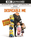 Despicable Me [4K UHD Bluray Disc Only] - OnlyTheDisc