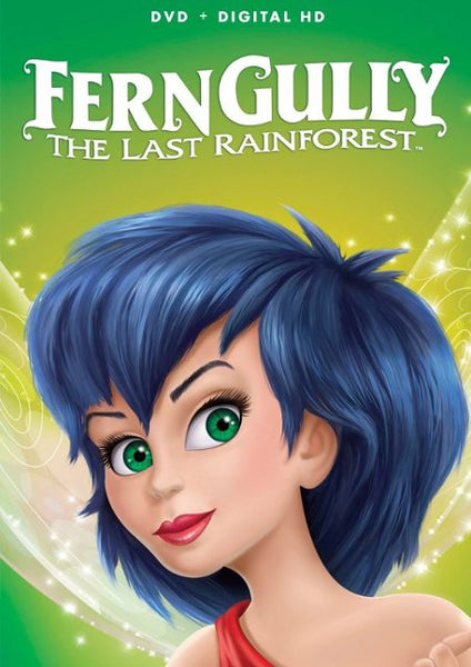 Ferngully The Last Rainforest [DVD Disc Only] - OnlyTheDisc