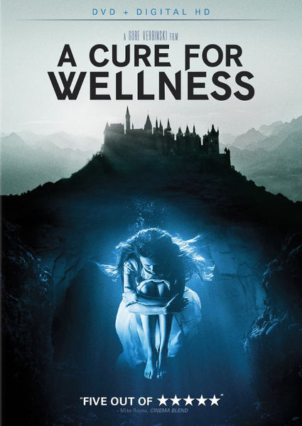 Cure for Wellness [DVD Disc Only] - OnlyTheDisc