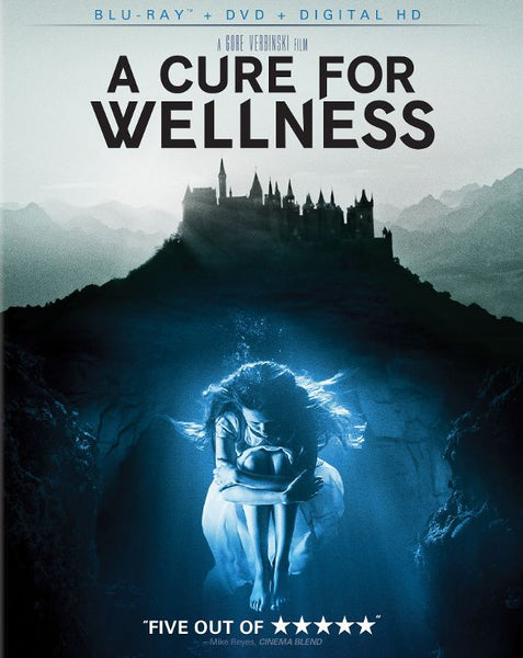 Cure for Wellness [Bluray Disc Only] - OnlyTheDisc